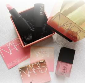 NARS高潮系列怎么样 粉红粉红冒泡泡