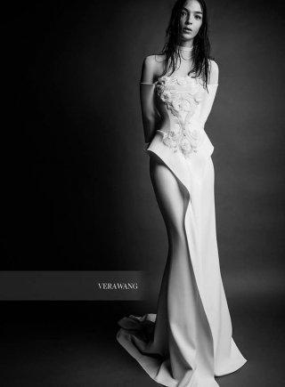 Vera Wang(王薇薇)2018春夏婚纱礼服系列