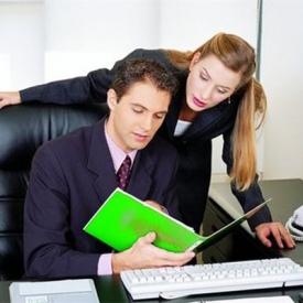 办公室男人暧昧的表现 职场女新人一定要留心