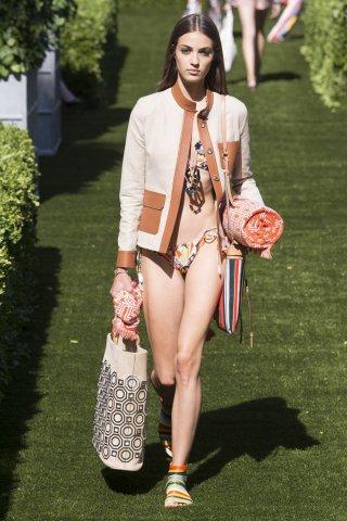 Tory Burch 2018纽约时装周时装秀