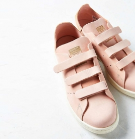 "adidas Originals Stan Smith系列推出浪漫新色 ""Rose"""
