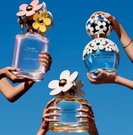 Marc Jacobs 推出Daisy 雏菊系列10周年限定包装