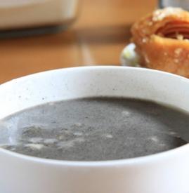 黑芝麻糊什么时候吃最好 早上和下午都很不错