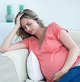 孕妇胸闷气短是怎么回事