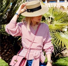 时尚博主Viktoria Rader穿搭精选 夏天做个貌美的小仙女~