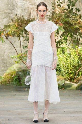 Chanel(香奈儿)2018巴黎时装周时装秀