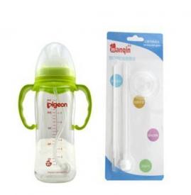 贝亲奶瓶防胀气吗 可针对性购买防胀气奶瓶