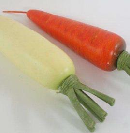 白萝卜和红萝卜可以一起吃吗 网络谣言实在不可信