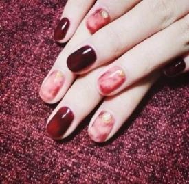 指甲颜色搭配 指甲搭配技巧