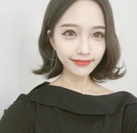 韩国短发烫发发型 秋冬时髦短发为你颜值加分