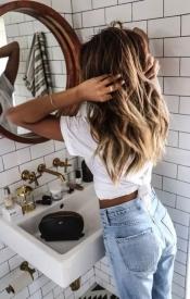 烫染后的头发如何保养 注意这八件事情