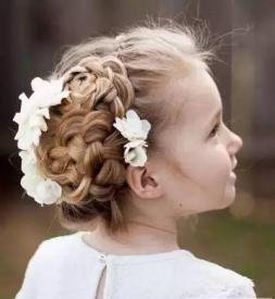 美翻的儿童发型推荐 这样打扮女儿你就赢了