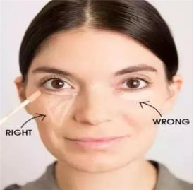 化妆遮瑕步骤 遮瑕是化妆非常重要的步骤