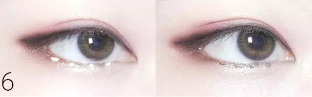 眼妆画法教程 九款超美眼妆教给你