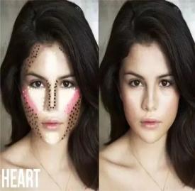 不同脸型的化妆技巧 如何画出适合自己脸型的妆容