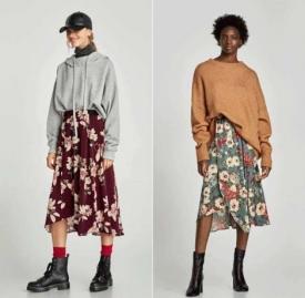 秋冬裙装搭配 最流行的搭配全在这里了
