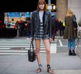 怎样挑选皮衣 时髦精都是这样考虑的