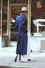 最百搭的牛仔长外套 让你秒变街拍达人