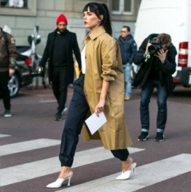 冬天运动裤配什么鞋子 各种混搭带你玩转时髦
