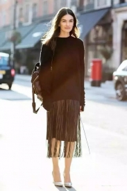 今年冬天流行什么毛衣 这七款绝对时髦有范