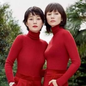 红色毛衣搭配推荐 这个冬天我们需要让自己亮一点