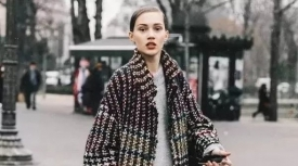 冬季时尚穿衣搭配 学会这些内搭让你时髦百倍