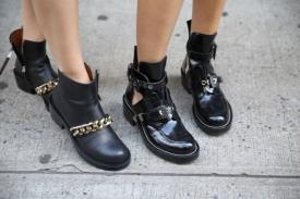 短靴怎么搭配 秋冬短靴穿得对气质翻个倍