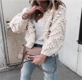 个子矮女孩冬季穿衣搭配 个子矮女孩外套搭配选择