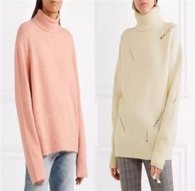 大衣内搭毛衣如何搭配 大衣内搭毛衣搭配方法