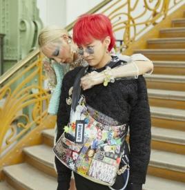 G-Dragon 完美驾驭Chanel的男子