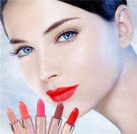 眼妆唇妆搭配 教你轻松学会眼妆与唇妆的搭配