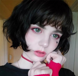 桃花妆眼影的画法 可爱撩人的桃花眼