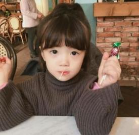 女宝宝短发发型 超级无敌可爱呢
