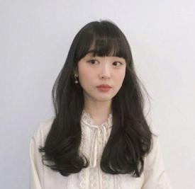 韩式卷发中长发 烫卷后美出新高