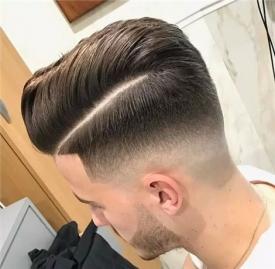 2018男生流行发型 适合亚洲男士发型参考
