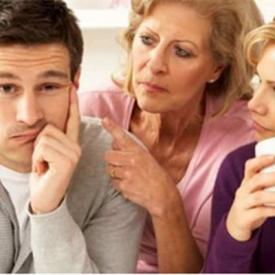 婆媳关系中老公太重要 聪明男人都用这招缓和婆媳矛盾