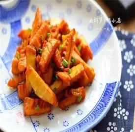 新鲜冬笋的家常做法 冬季最值得吃的鲜蔬非它莫属