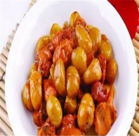 板栗的功效与作用 板栗为什么要趁热吃吗