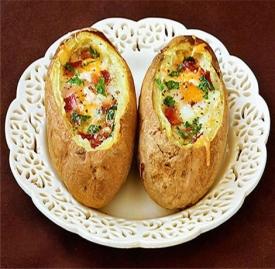 土豆皮的家常做法 土豆片居然能做出这么多美食