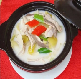 白胡椒煲猪肚汤的做法 冬季喝碗这好汤来御寒