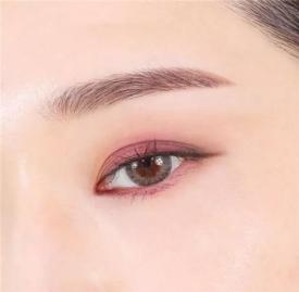 红色系眼妆画法教程  这才是红色系眼妆的正确打开方式
