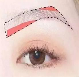 画眉的技巧教程 教你两分钟内描出精致眉妆