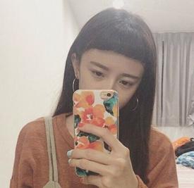 2018年流行刘海 二次元短刘海再次逆袭