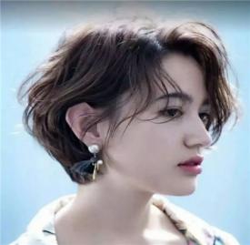 2018流行短发女 今年最流行几款女生短发发型