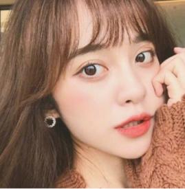 西柚色眼影画法教程 韩国西柚妆又怎样画呢