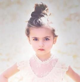 最萌最好看的宝宝编发 让宝贝美的与众不同