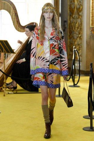 GUCCI2018古驰意大利佛罗伦萨时装秀