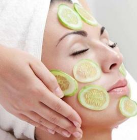 黄瓜敷脸前要洗脸吗 黄瓜面膜前需要洗脸吗