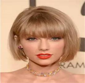 不对称波波头发型图片 据说这款发型已经红遍全世界