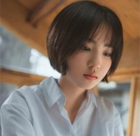 韩式短发女 韩式短头发图片